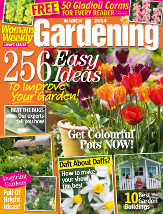 Woman's Weekly Living Series March 2014