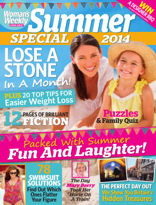 Woman's Weekly Living Series Summer Special 2014