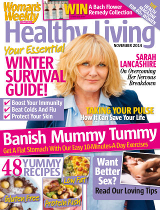 Woman's Weekly Living Series Healthy Living 4
