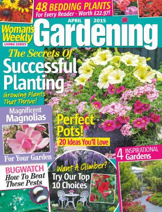 Woman's Weekly Living Series Gardening 2