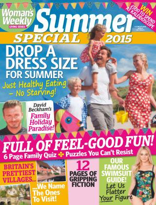 Woman's Weekly Living Series Summer 2015