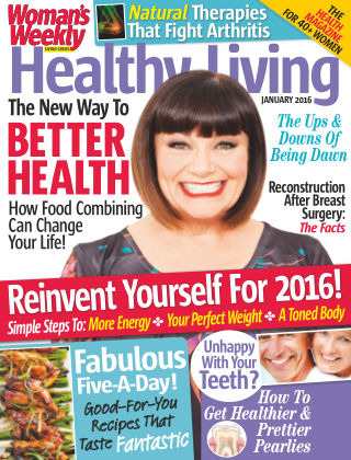 Woman's Weekly Living Series Healthy Living 1
