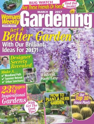 Woman's Weekly Living Series Gardening 1 '17