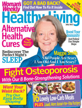 Woman's Weekly Living Series Healthy Living 4'17