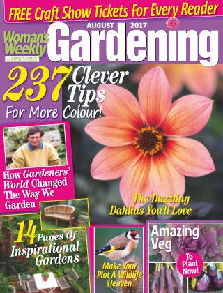 Woman's Weekly Living Series Gardening 4 '17