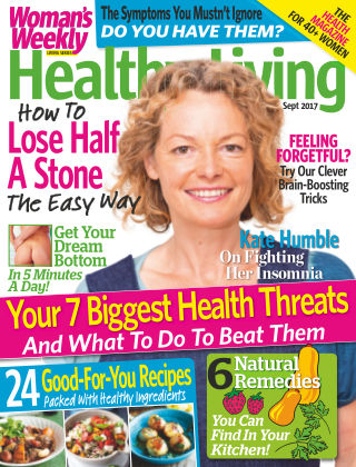 Woman's Weekly Living Series Healthy Living 5 '17