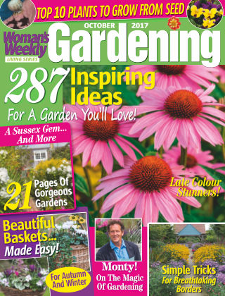 Woman's Weekly Living Series Gardening 5' 2017