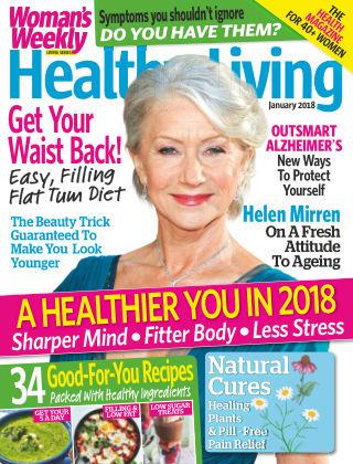 Woman's Weekly Living Series Healthy Living 1'18