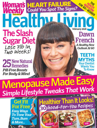Woman's Weekly Living Series Healthy Living 2'18