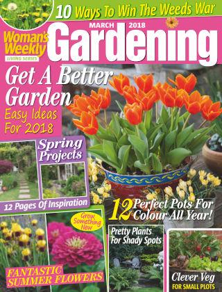 Woman's Weekly Living Series Gardening '1 2018