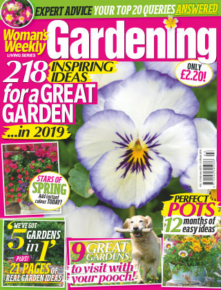 Woman's Weekly Living Series March 2019
