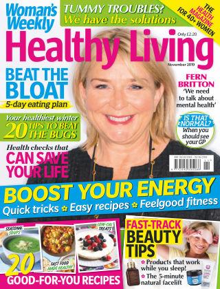 Woman's Weekly Living Series November 2019