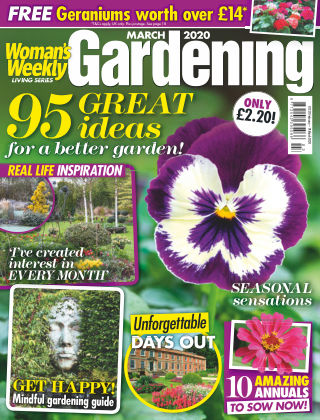 Woman's Weekly Living Series March 2020