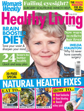 Woman's Weekly Living Series April 2020