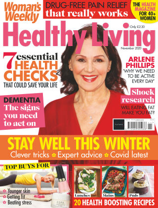 Woman's Weekly Living Series November 2020