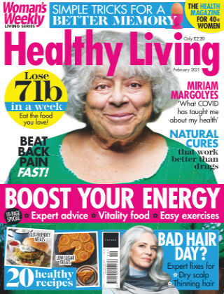 Woman's Weekly Living Series February 2021
