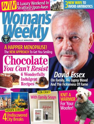 Woman's Weekly - UK 11 February 2014