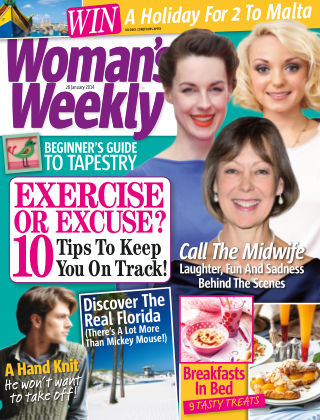 Woman's Weekly - UK 28 January 2014