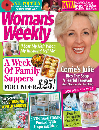 Woman's Weekly - UK 21 January 2014