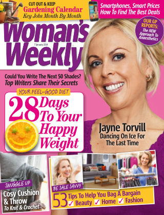 Woman's Weekly - UK 7 January 2014