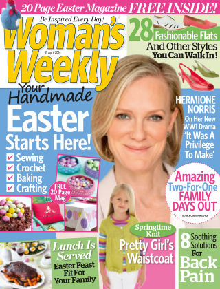 Woman's Weekly - UK 15th April 2014