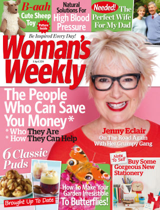 Woman's Weekly - UK 8th April 2014