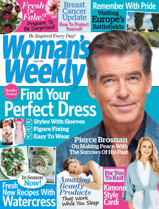 Woman's Weekly - UK 1st April 2014