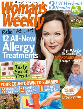 Woman's Weekly - UK 27th May 2014