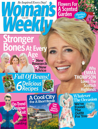 Woman's Weekly - UK 8th July 2014