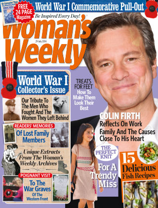 Woman's Weekly - UK 29th July 2014