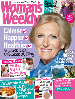 Woman's Weekly - UK 2nd September 2014