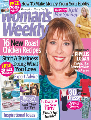 Woman's Weekly - UK 3rd March 2015