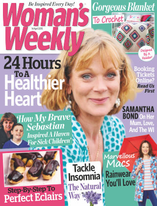 Woman's Weekly - UK 14th April 2015