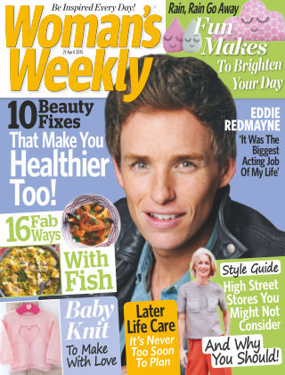 Woman's Weekly - UK 21st April 2015