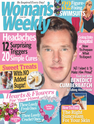 Woman's Weekly - UK 16th June 2015