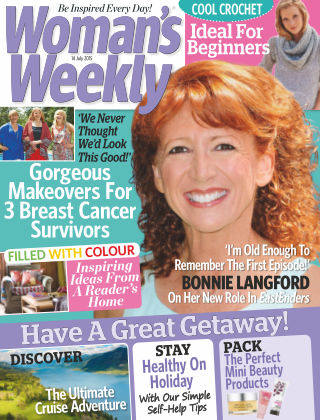 Woman's Weekly - UK 14th July 2015