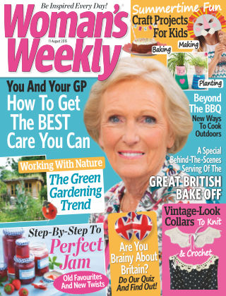 Woman's Weekly - UK 11th August 2015