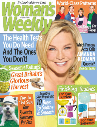 Woman's Weekly - UK 1st September 2015