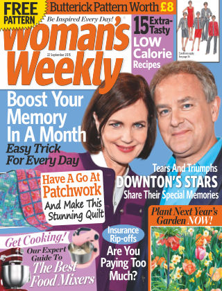 Woman's Weekly - UK 22nd September 2015