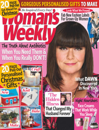Woman's Weekly - UK 27th October 2015