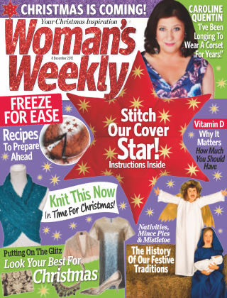 Woman's Weekly - UK 8th December 2015