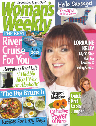 Woman's Weekly - UK 12th January 2016