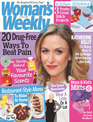 Woman's Weekly - UK 9th February 2016