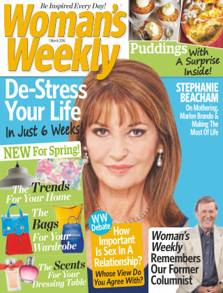 Woman's Weekly - UK 1st March 2016