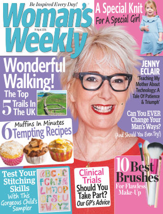 Woman's Weekly - UK 19th April 2016