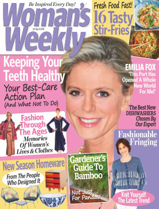 Woman's Weekly - UK 26th April 2016