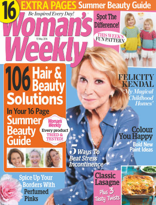 Woman's Weekly - UK 10th May 2016