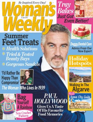 Woman's Weekly - UK 21st June 2016