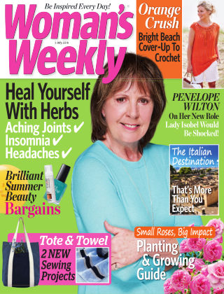 Woman's Weekly - UK 5th July 2016