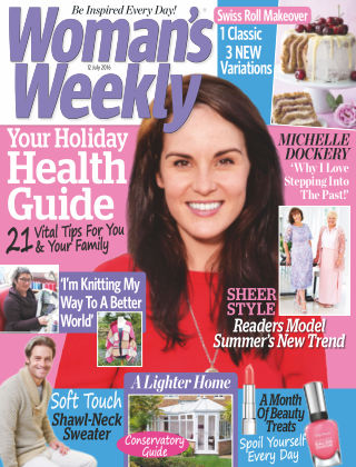 Woman's Weekly - UK 12th July 2016